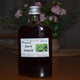 Smrk bylinný sirup 200 ml
