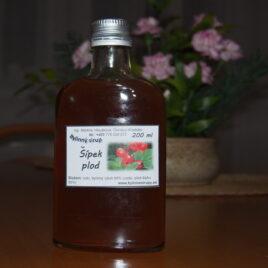 Šípek bylinný sirup 200 ml