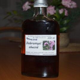 Dobromysl bylinný sirup 200 ml