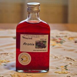 Aronie bylinný sirup 200 ml