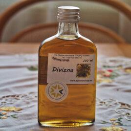 Divizna bylinný sirup 200 ml