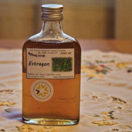 Estragon bylinný sirup 200 ml