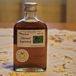 Jitrocel bylinný sirup 200 ml