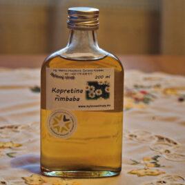 Kopretina řimbaba bylinný sirup 200 ml