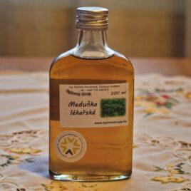 Meduňka bylinný sirup 200 ml