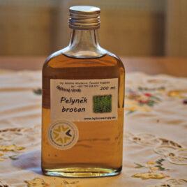 Pelyněk brotan bylinný sirup 200 ml