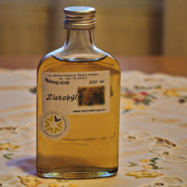 Zlatobýl bylinný sirup 200 ml